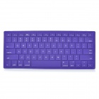 "Protective Silicone Keyboard Cover Skin Protector Guard for MacBook 13"" / 15"" / 17"" - Purple"