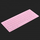 "Protective Silicone Keyboard Cover Skin Protector Guard for MacBook 13"" / 15"" / 17"" - Pink"