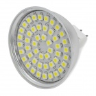 MR16 GU5.3 3W 6500K 192-Lumen 48-3528 SMD LED White Light Bulb (DC 12V)
