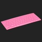 "Protective Silicone Keyboard Cover Skin Protector Guard for MacBook 13"" / 15"" / 17"" - Deep Pink"
