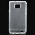 Protective TPU Case for Samsung i9100 Galaxy S2 - Transparent