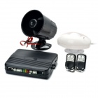 Car Truck Security Anti-Theft Alarm Kit (DC 24V)