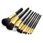 Designer professionellen Kosmetik Make-up Pinsel Kits (9-teiliges)