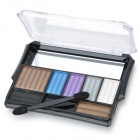 Mode Kosmetik Make-up-7-Farben Lidschatten-Kit