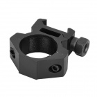 25mm Gun Mount Holder Clip Clamp for Flashlight (Pair)