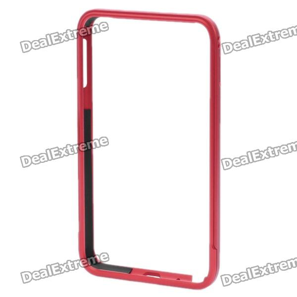 Protective Aluminum Alloy Bumper Frame for Samsung i9220 - Bright Red от DX.com INT