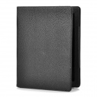 Protective PU Leather Case for New Ipad - Black