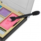 Charming Cosmetic 4-Color Eye Shadow + 1-Color Rouge Kit