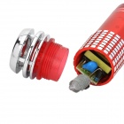 Mini Car Cigarette Powered Air Purifier Ionizer - Red