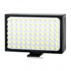 5600K 540LM 77-LED White Video Light - Black (1 x Sony BL-6F)