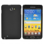 MOSHI Protective Back Case w/ Screen Protector for Samsung Galaxy NOTE/I9220/GT-N7000 - Black