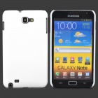 MOSHI Protective Back Case w/ Screen Protector for Samsung Galaxy NOTE/I9220/GT-N7000 - White