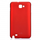 MOSHI Protective Back Case w/ Screen Protector for Samsung Galaxy NOTE/I9220/GT-N7000 - Red