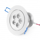 5W 2700K 450-Lumen 5-LED Warm White Light Ceiling Down Lamp (AC 220~240V)