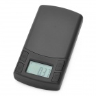 """1,1 """"LCD Portable Jewelry Digital Pocket Scale - 100g / 0,01 g (2 x AAA)"""