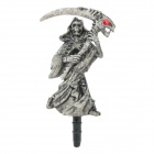 Cool Grim Reaper Style Anti-Dust Plug for Iphone / Ipad / 3.5mm Audio Jack