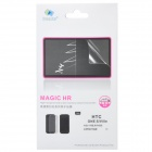BENKS Hard Coating Clear Glossy AR Screen Guard Protector Kit for HTC One S