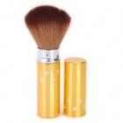 Professional Cosmetic Makeup Foundation Soft Brush - Golden