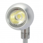 1W 95-Lumen Cold White Light Swivel Head 1-LED Spot Lamp (AC 89~265V)