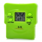 "HSDZ H17 1.0"" LCD Slimming Electronic Massager - Green (2 x AAA)"