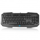 AULA BEFIRE USB 2.0 104-Key Backlit Gaming Keyboard - Black (180cm-Cable)