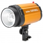 Godox Smart 300SDI 300WS Flash Studio Photography Light - Orange (AC 220V / 3-Flat-Pin Plug)