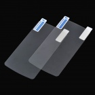 Protective Clear Screen Protector Guard with Cleaning Cloth for HTC Sensation XE G18 (2-Piece)