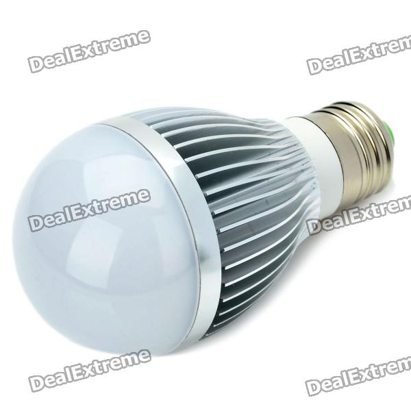 E27 9W 3500K 810-Lumen 18-LED Warm White Light Bulb (AC 85~265V) e27 9w 3500k 810 lumen 18 led warm white light bulb ac 85 265v