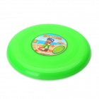 "9"" Pet Dog Training Frisbee Toy - Green"