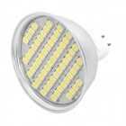 MR16 GU5.3 3.5W 6000~6500K 240-Lumen 60x3528SMD LED White Light Bulb (DC 12V)
