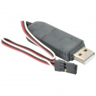Mystery FS-SM101 USB Simulator Cable for R/C Remotes