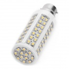 B22 6.5W 96x3528SMD LED 395~480LM 3000~3500K Warm White Light Lamp (220~240V)