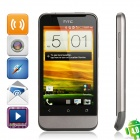 "HTC ONE V/Primo Android 4.0 WCDMA Smart Phone w/3.7"" Capacitive, Wi-Fi and GPS - Grey"