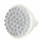 GU5.3 2.5W 6500K 273-Lumen 39-LED White Light Bulb (DC 12V)
