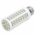 E27 6W 6500K 480-Lumen 96-3528 SMD LED White Light Bulb (AC 220~240V)