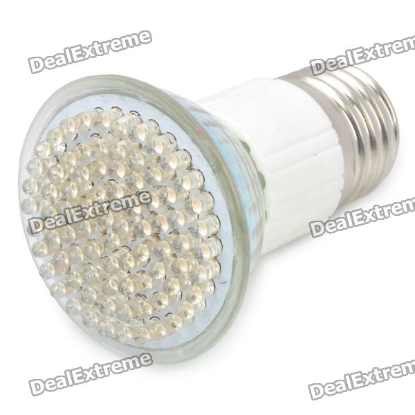E27 4.9w 3500k 560-Lumen 81-LED Warm White Light Bulb (AC 85~265V) e27 9w 3500k 810 lumen 18 led warm white light bulb ac 85 265v