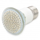 E27 4.9w 3500k 560-Lumen 81-LED Warm White Light Bulb (AC 85~265V)