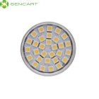 MR16 GU5.3 5.5W 390LM 3000K Warm White Light 30*SMD LED Cup Bulb (12V)