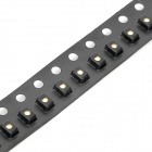0805 50xSMD LED Emitter Blue Light Silicone Strip (3~3.2V)