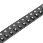 0805 Orange 50xSMD LED Emitter Silicone Strip (600~610nm)