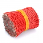 Double-Ended Tinned Breadboard 5 Core Jumper Cable (1000PCS / 40mm)