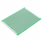 Double-Sided Glass Fiber Prototipagem PCB Board Universal (7 x 9)