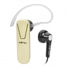 KBTEL K1 Bluetooth V2.1 + EDR Headset - Golden + Schwarz