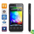 "L70e Android 2.3.5 WCDMA Smart Phone w/ 4.0"" Capacitive, Dual SIM, Wi-Fi and GPS - Black"