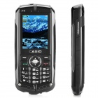 "F11 GSM-Bar Telefon w/2.2 ""LCD Display, Dual-SIM-, GSM-Quadband-und FM - Black"