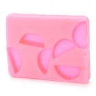 Handgefertigte Naturseife Bar - Pink (Honey Peach Scent)