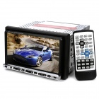 "BL-709 7.0"" Touch Screen Car DVD Player w/ Bluetooth / FM / AM / Analog TV / USB / SD Slot"