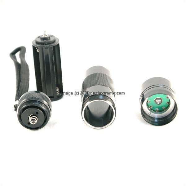 Ultrafire WF-500 Xenon Flashlight