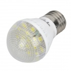 3W E27 7000K 240-Lumen LED-15-White Light Blue (AC 230V)