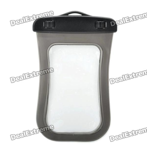 Universal Waterproof Bag with Strap for Iphone / Cell Phone - Transparent Black платье alina assi alina assi mp002xw1ajj1